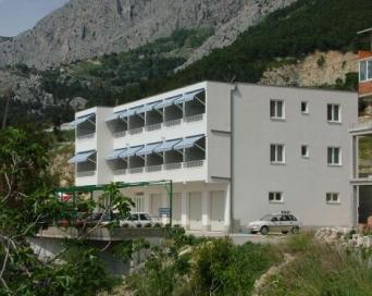 Apartment Ivan - Omiš, Nemira
